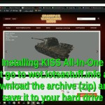 Installing KISS All-In-One