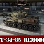 T-34-88 Remodel