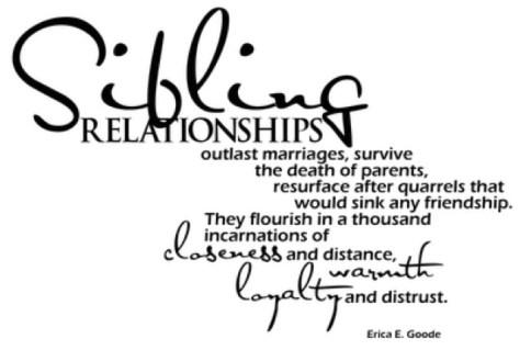 sibling-relationships