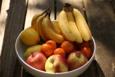 Losing Weight - Bowl of Fruit