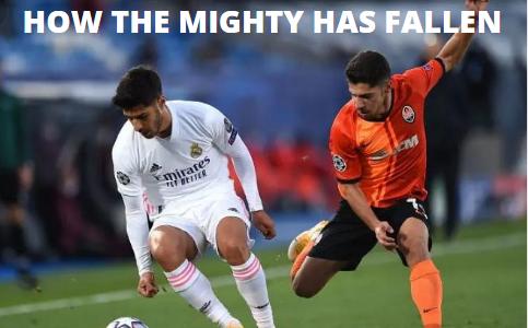 Real Madrid Loss