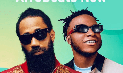 """DJ Kaywise And Phyno Becomes The Face Of """"Afrobeats Now"""" Playlist As Kaywise Expresses His Appreciation"""