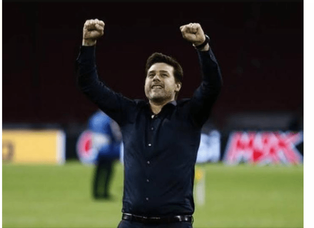 Mauricio Pochettino sends emotional message to Tottenham fans after his official announcement as PSG's coach