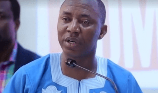 """""""The Nigerian Police Is Waiting For Orders From Above Before Releasing Sowore After Severely Beating My Client"""" – Femi Falana"""