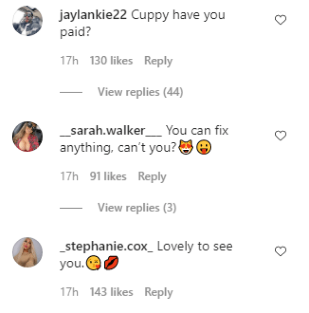 Reactions On Social Media As DJ Cuppy And Femi Otedola Sends Strong Warnings To Fans