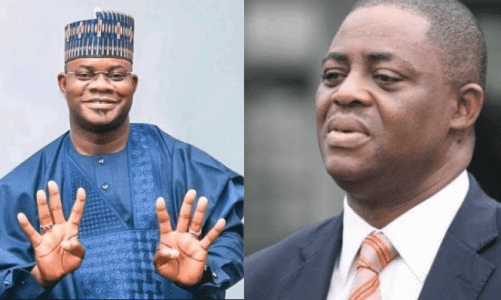 Femi Fani-Kayode Seems To Have Secretly Joined The APC As Governor Yahaya Bello Reveals The Truth, Discloses Why He Left APC In The Past