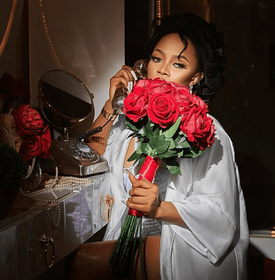 """""""If We Are Not Buddies, Words Like 'Dear' Should Be Left Outside Our Interactions"""" - Toke Makinwa Blows Hot"""