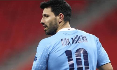 Sergio Aguero Likely To Join Barcelona Or Paris Saint-Germain Next Season