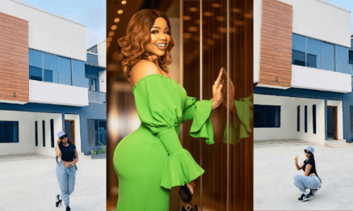 Nengi Trends All Over Social Media (Twitter) As She Gifts Herself A New House After She Recently Prayed For It Months Ago
