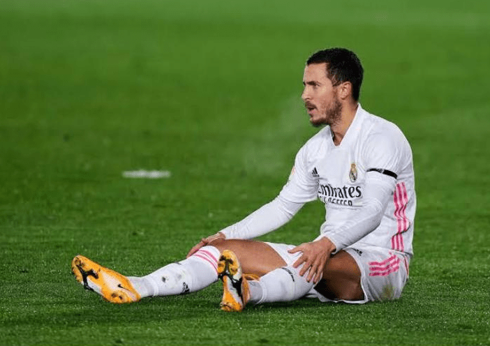 Eden Hazard Slammed For Lack Of Professionalism Due To His Consistent Fitness Issues