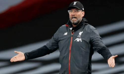 Jurgen Klopp Blames Missed Chances For Liverpool's Champions League Elimination