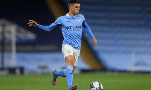 Phil Foden Parts Way With Social Media Company Over Kylian Mbappe Tweet