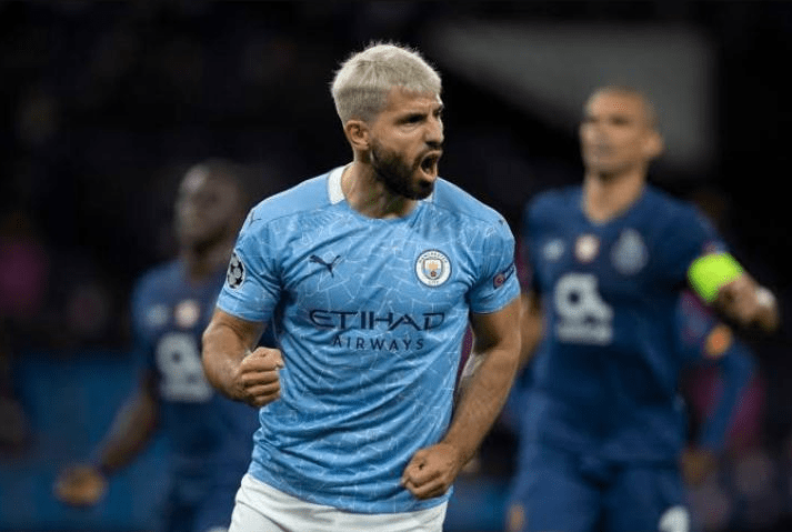 Sergio Aguero Set To Sign A 2-year Contract With Barcelona