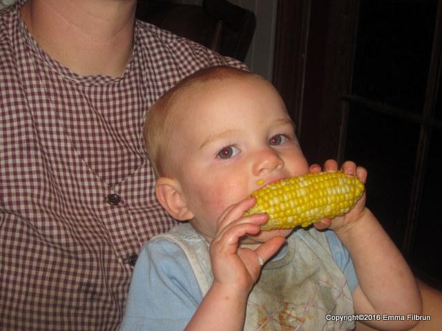 Yummy corn!