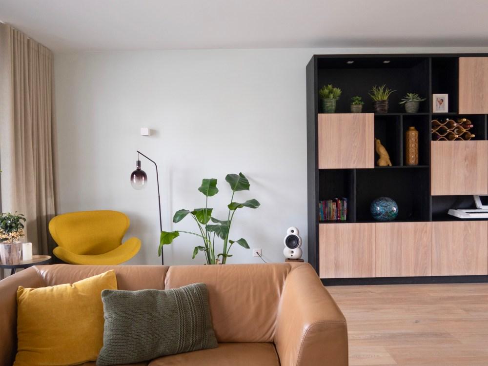 Advies en styling van het interieur van een woning in Prinsenbeek (nabij Breda)