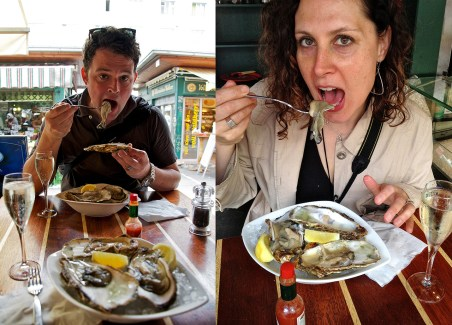 Big Oysters