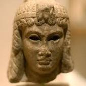 Staty av drottning Kleopatra Selene av Mauretanien
