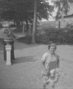 Min mormor som ung.