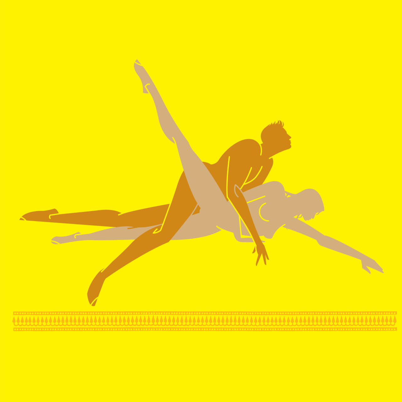 Kama sutra dragon position 1