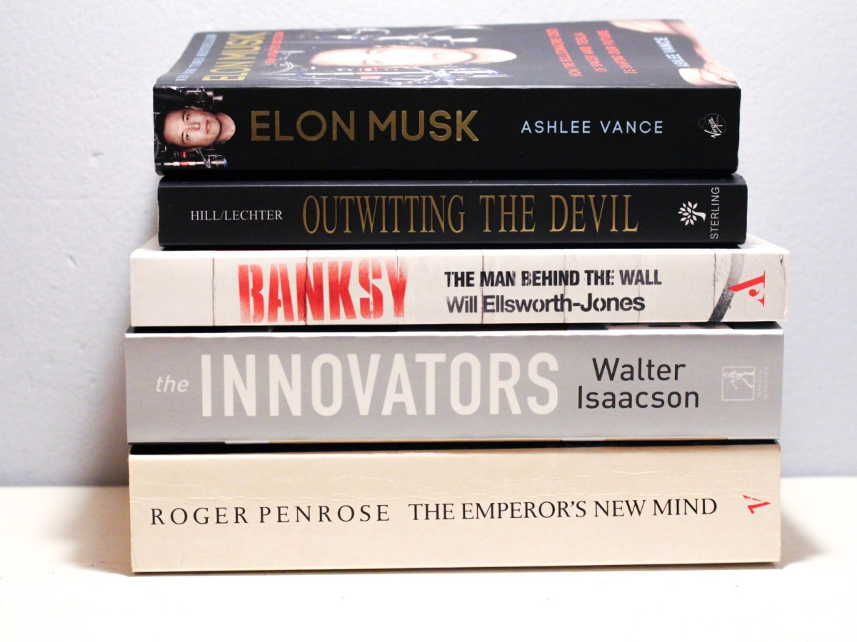 11 Days 'till Christmas: 5 Books I Want to Read That Nobody Cares About