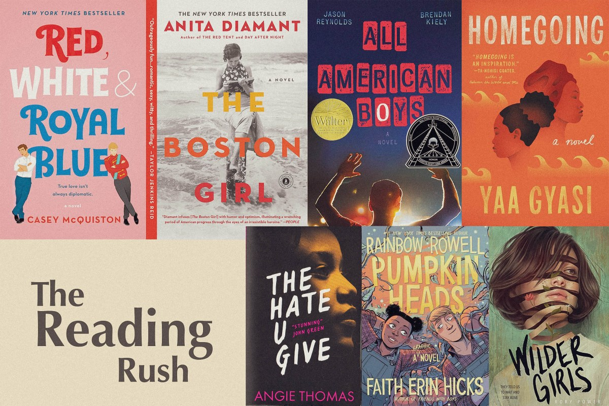 The Reading Rush 2020 – Wrap Up