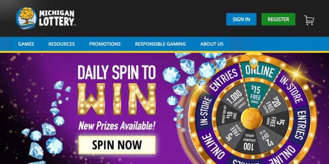 michigan lottery online games promo code | Legacy Time