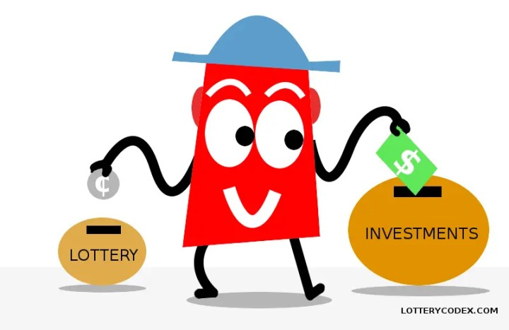 save money before you play the lottery but make sure that you put more money into your investments.  Secure your future by investing into your future rather than the lottery