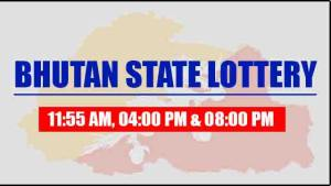 Bhutan State Lottery Result