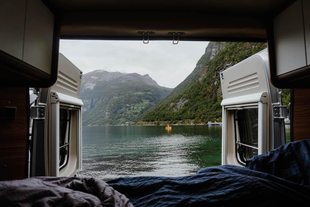 Norwegenreise mit Camper