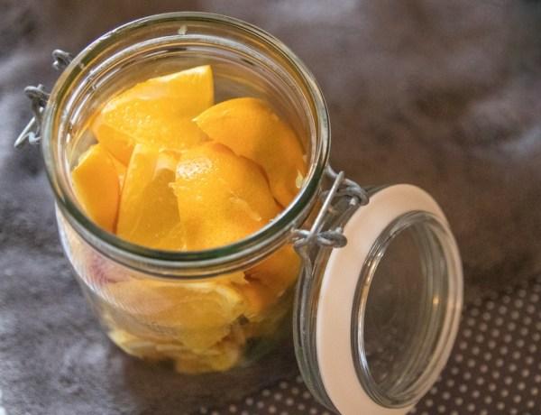 DIY Reiniger Orange
