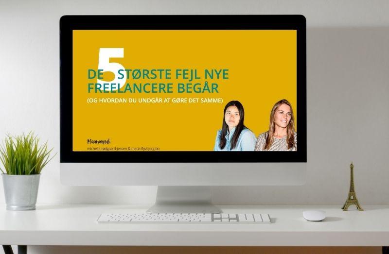 Start som freelancer