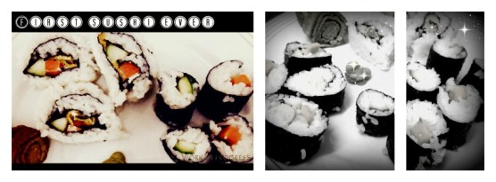 First sushi ever_Picmonkey