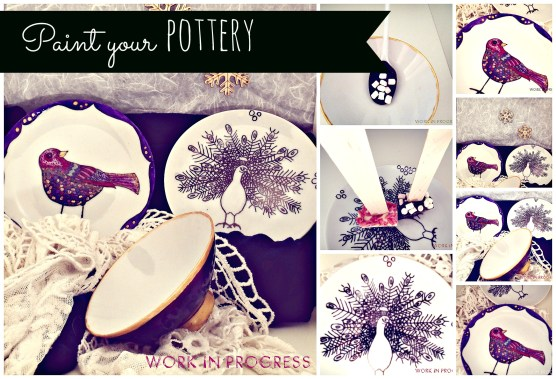 Paint your Pottery