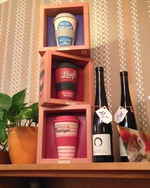 Lottis Traum Shop | Coffee-to-go Becher Grafik Werkstatt