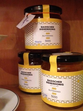 Lottis Traum Shop | Badischer Bienenhonig direkt vom Imker