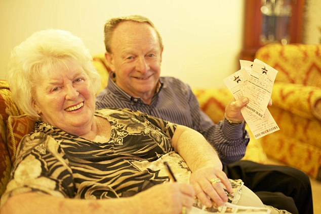 LOTTERY STORIES: BE CAREFUL WHAT YOU WISH FOR