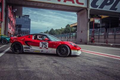 Lotus Elise 111R Team ES MOTORSPORT