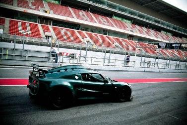 Lotus Club - Montmelo - Barcelona F1