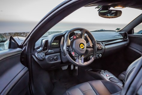 Ferrari 458 Italia - Sun Set