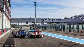 Radical SR8 Magny Cours