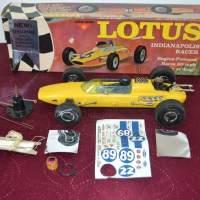 1965 Wen-Mac Lotus Indianapolis 500 racer