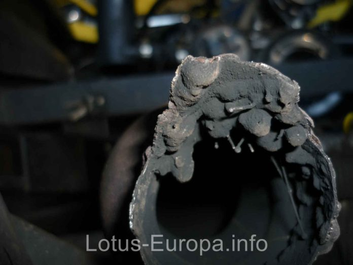 Check out the quality weld