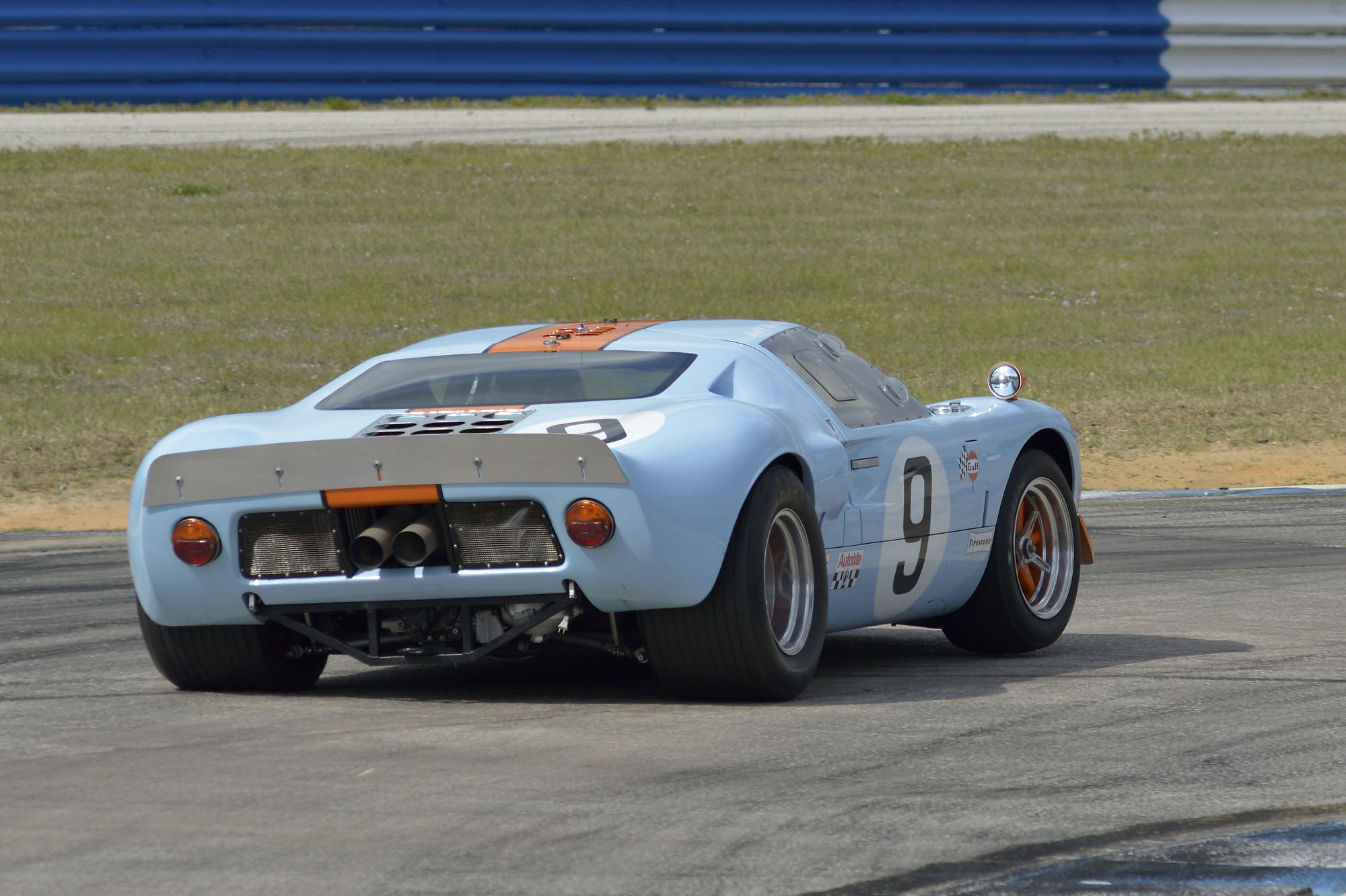Robert Blain - 1967 Lola T 70 Spyder