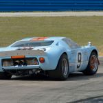 Jeff McKee - 1968 Superformance GT40