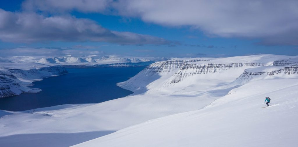 Successful Inaugural Iceland Ski & Sail Expedition…