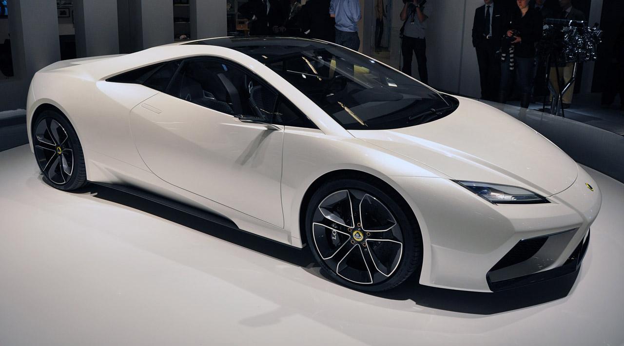 New Lotus Esprit 2014