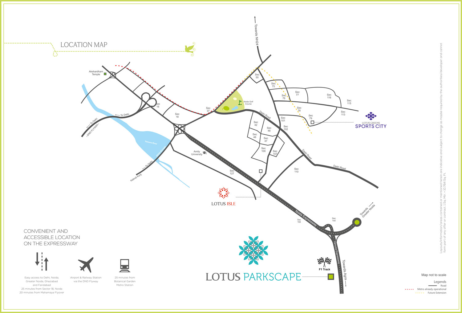 Lotus Greens Developers Projects In Noida And Gurgaon