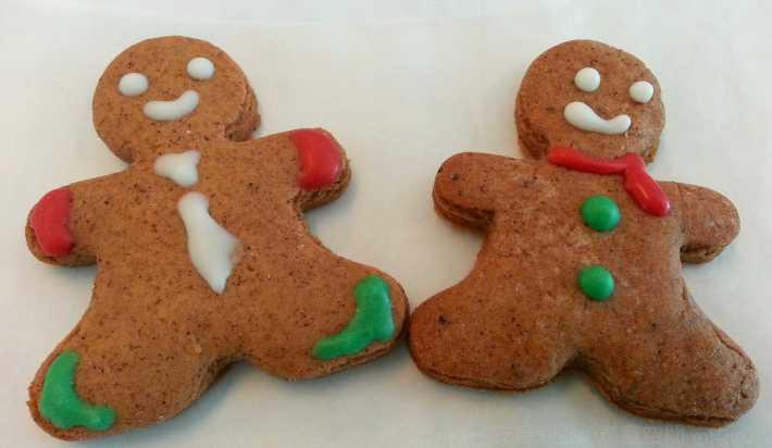 1215 Gingerbread men cookies 2