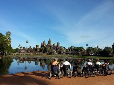Wheelchair Accessible Cambodia
