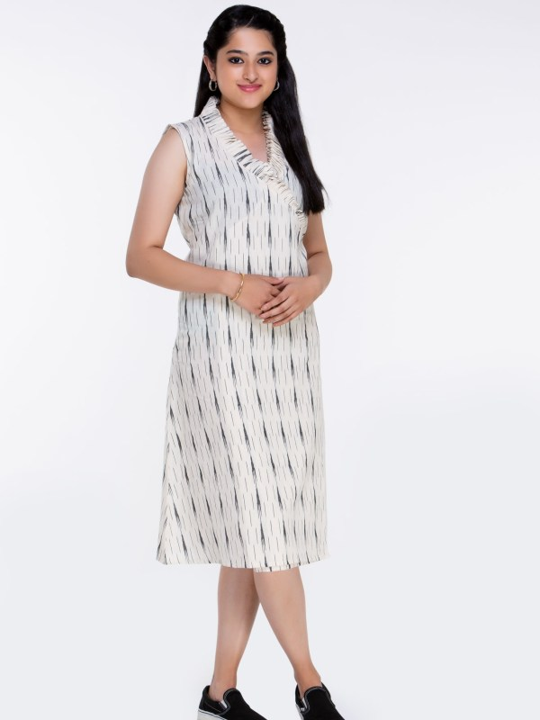 plus size ikat dresses